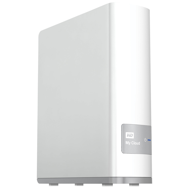 WD My Cloud 3.5 8TB External Network Hard Disk - White | 11street Malaysia - Portable hard drive
