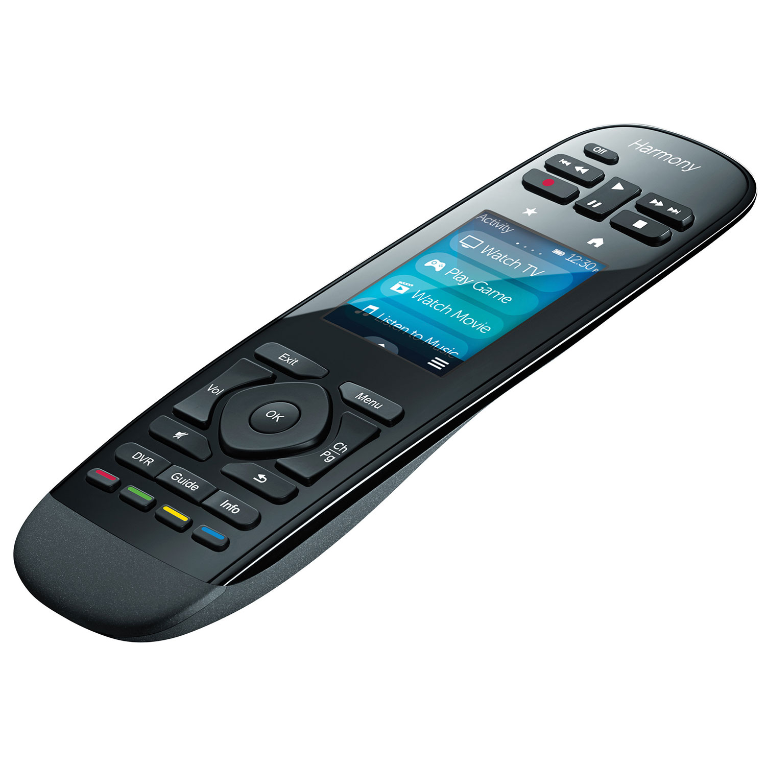 Logitech Harmony Ultimate One Remote Controls Best Buy Canada Pic Control