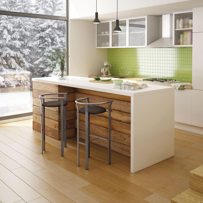tabouret cuisine bois tabouret de bar en bois de sheesham. Black Bedroom Furniture Sets. Home Design Ideas
