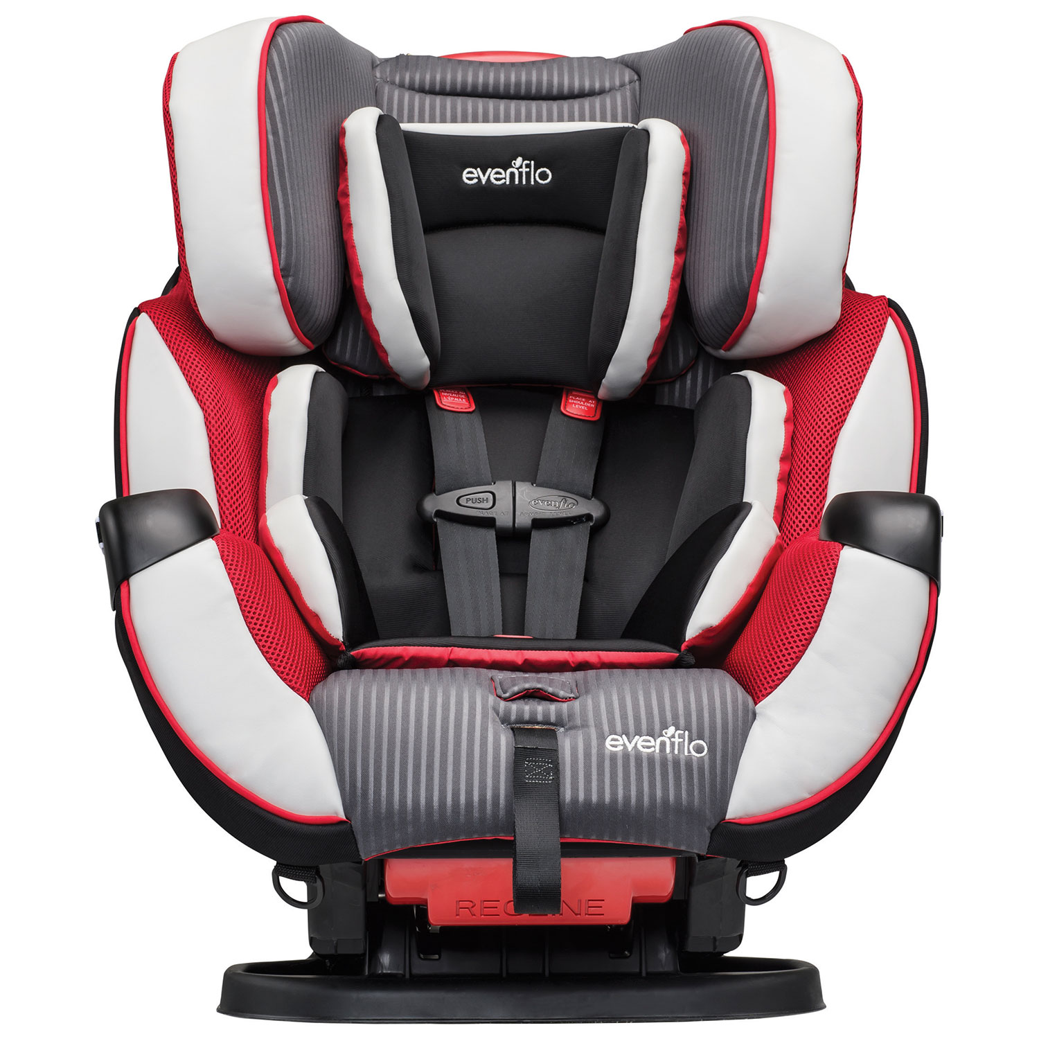 Evenflo Symphony DLX Convertible 3 In 1 Car Seat