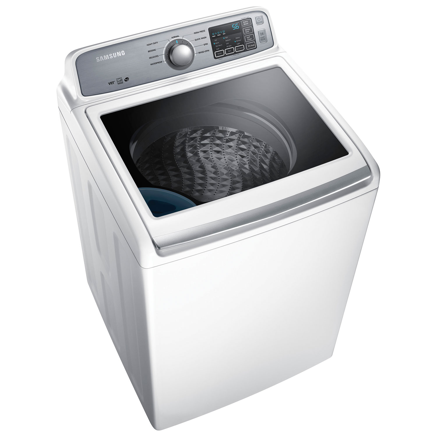 Topload Washer Samsung 52 Cu Ft High Efficiency Top Load Washer Wa45h7000aw