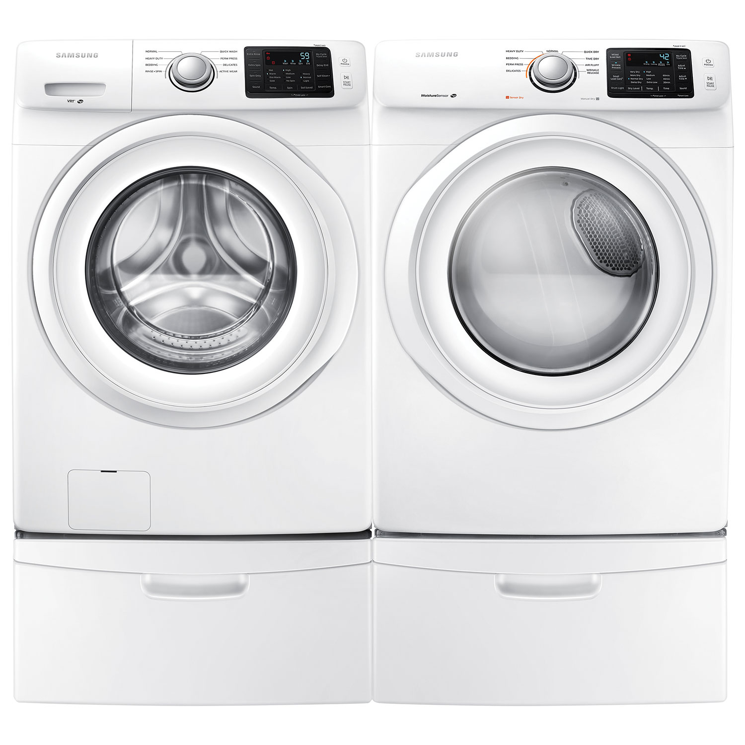 ft high efficiency front load washer white washers best buy canada