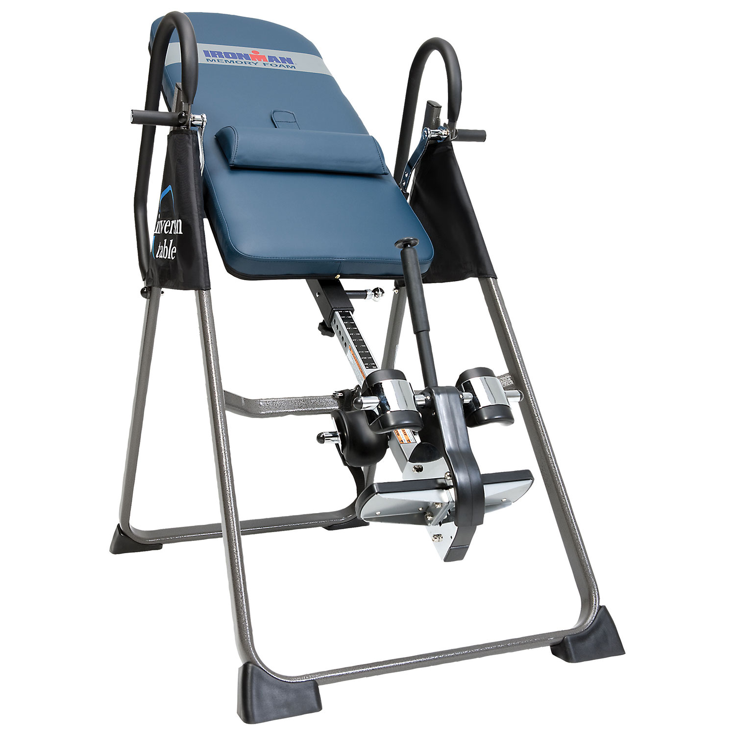 Ironman Gravity 4000 Inversion Table Fitness Recovery Best Buy