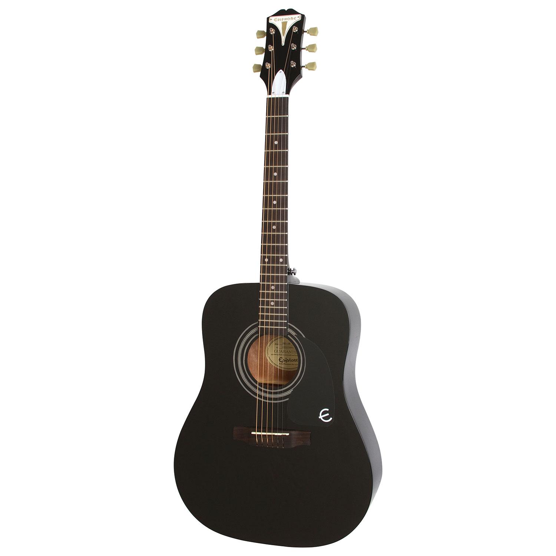 epiphone pro 1 acoustic guitar ebony acoustic guitars best