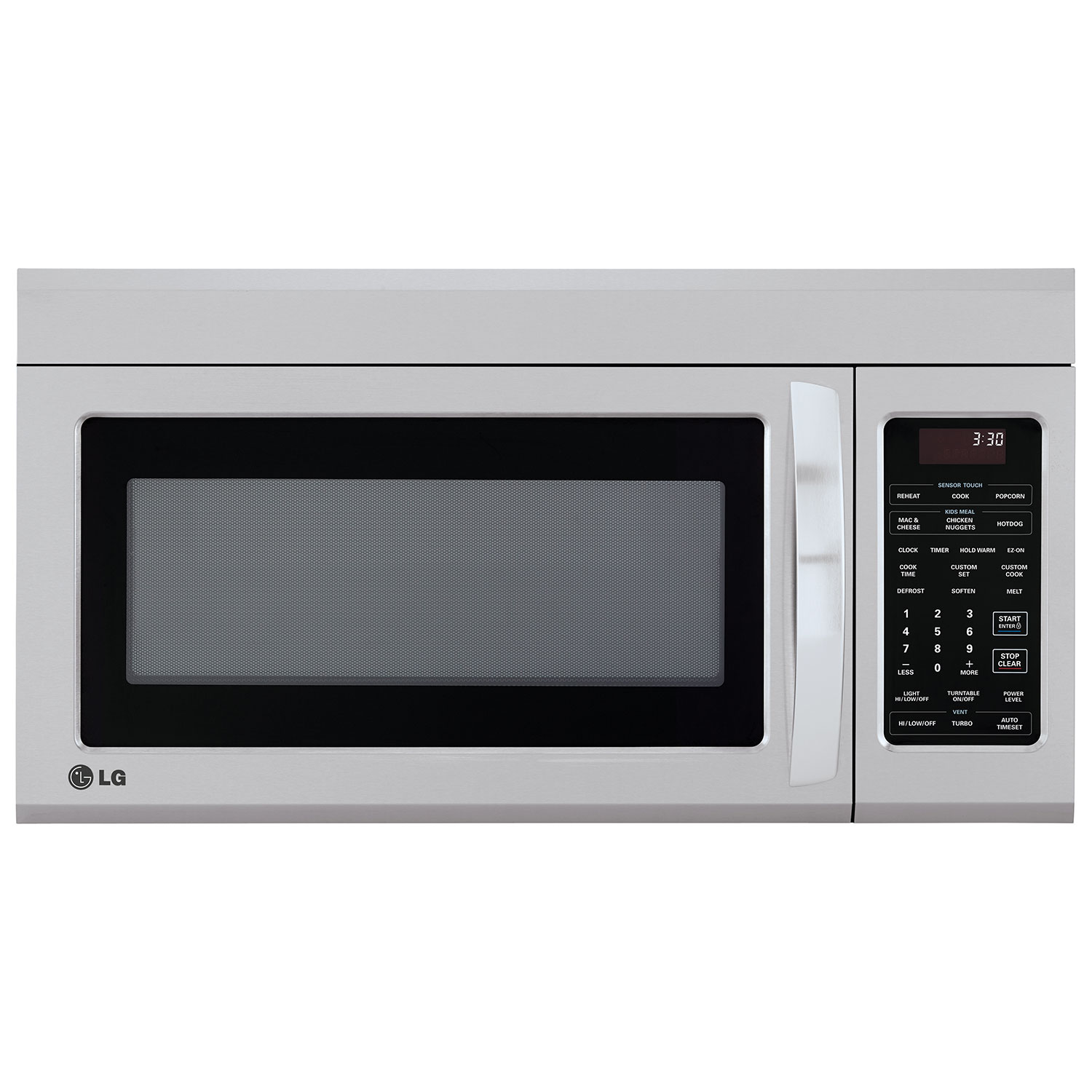Whirlpool white ice microwave canada - Lg Over The Range Microwave 1 8 Cu Ft Stainless Steel
