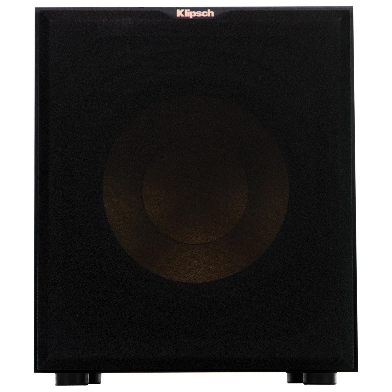 klipsch powered speakers. klipsch r12sw 12\ powered speakers c