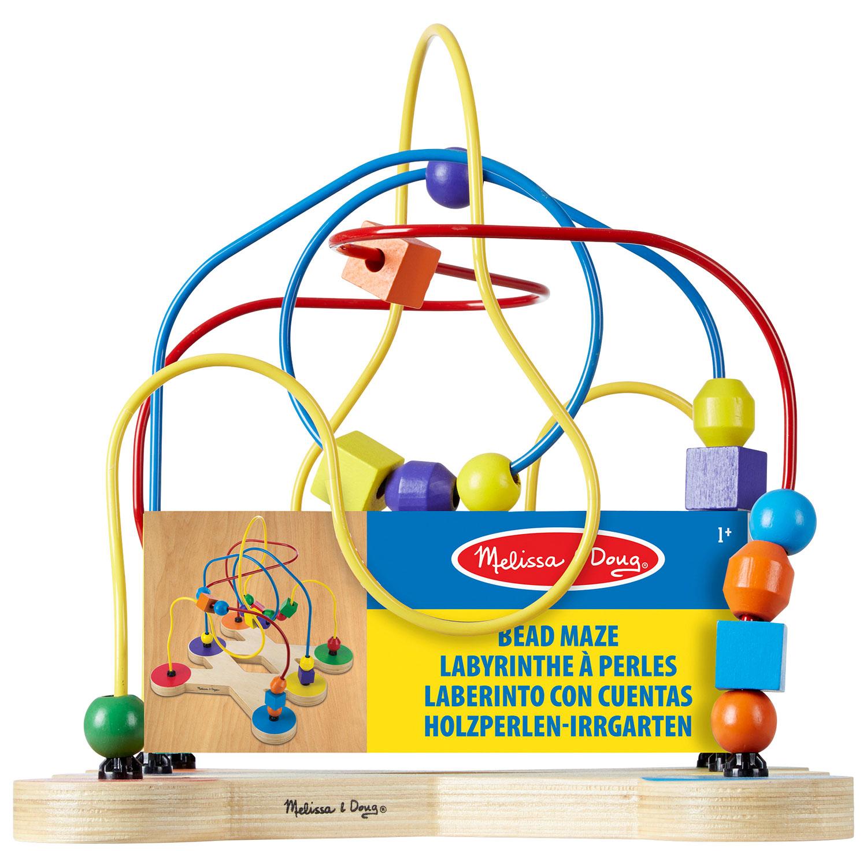 melissa  doug bead maze  educational toys  infant development  - melissa  doug bead maze  educational toys  infant development  best buycanada