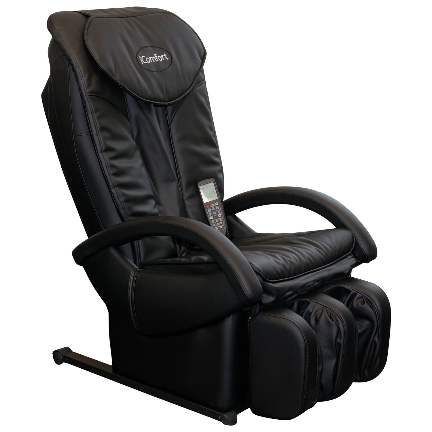 i fort Massage Chair IC1114 Black Massage Chairs Best
