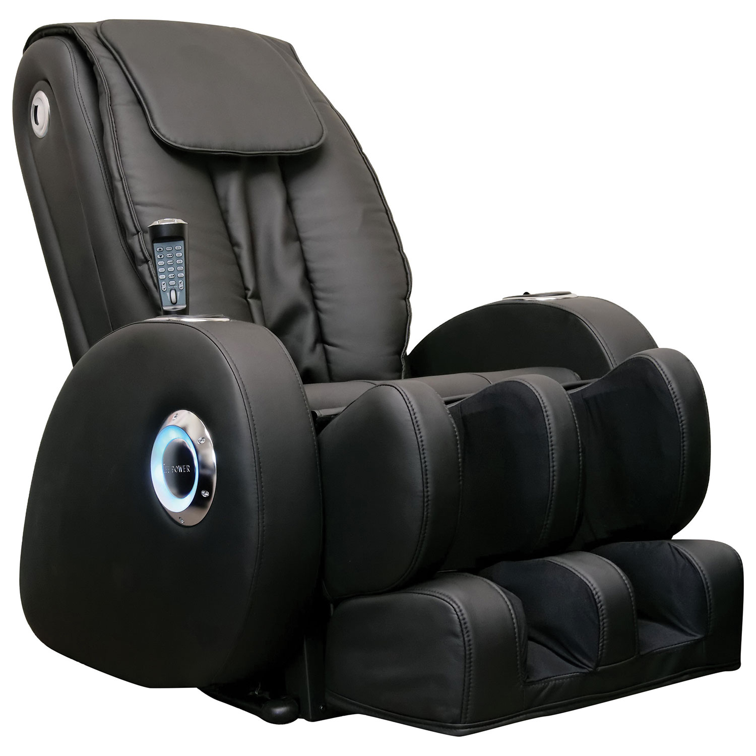 i fort 5 Mode Massage Chair Black Massage Chairs Best Buy