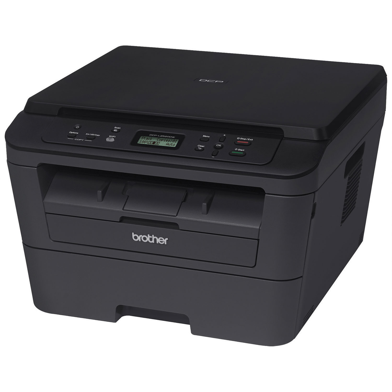 Color printing vs black and white cost - Brother Wireless All In One Laser Printer Dcp L2520dw