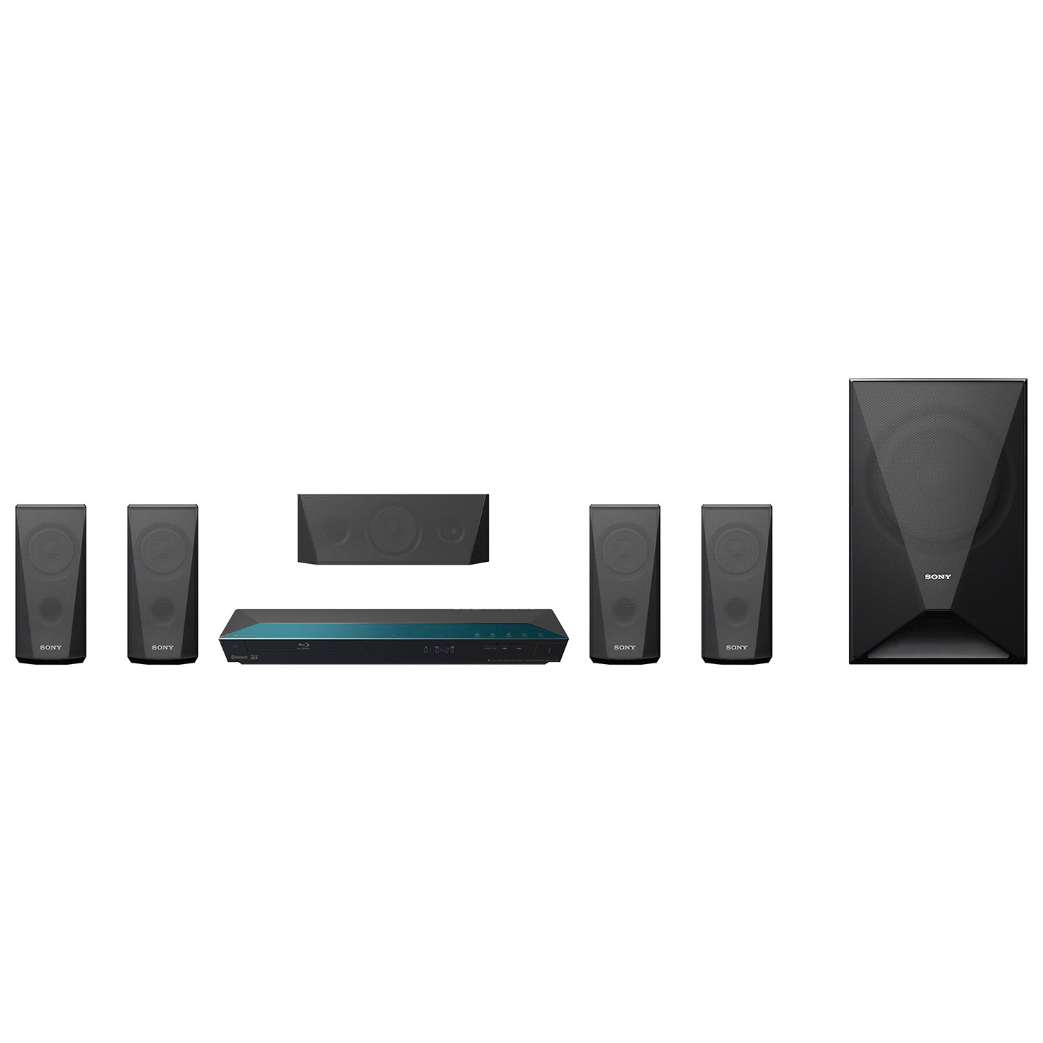 sony surround sound system. sony bdve3100 1000-watt 5.1 channel 3d blu-ray home theatre system : blu-ray/dvd systems - best buy canada surround sound m