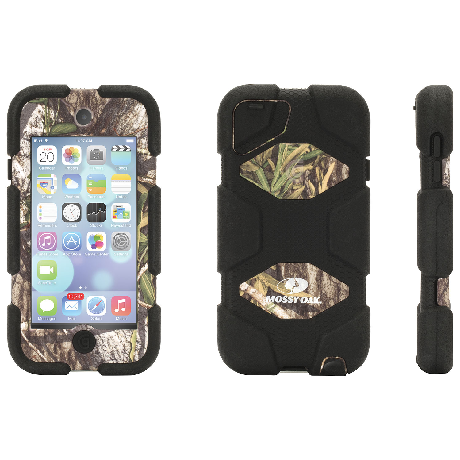 Image Gallery ipod 6 cases camo