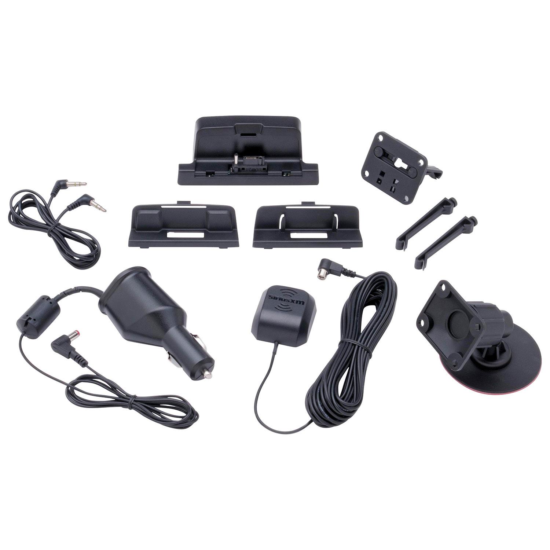 xm radio car kit