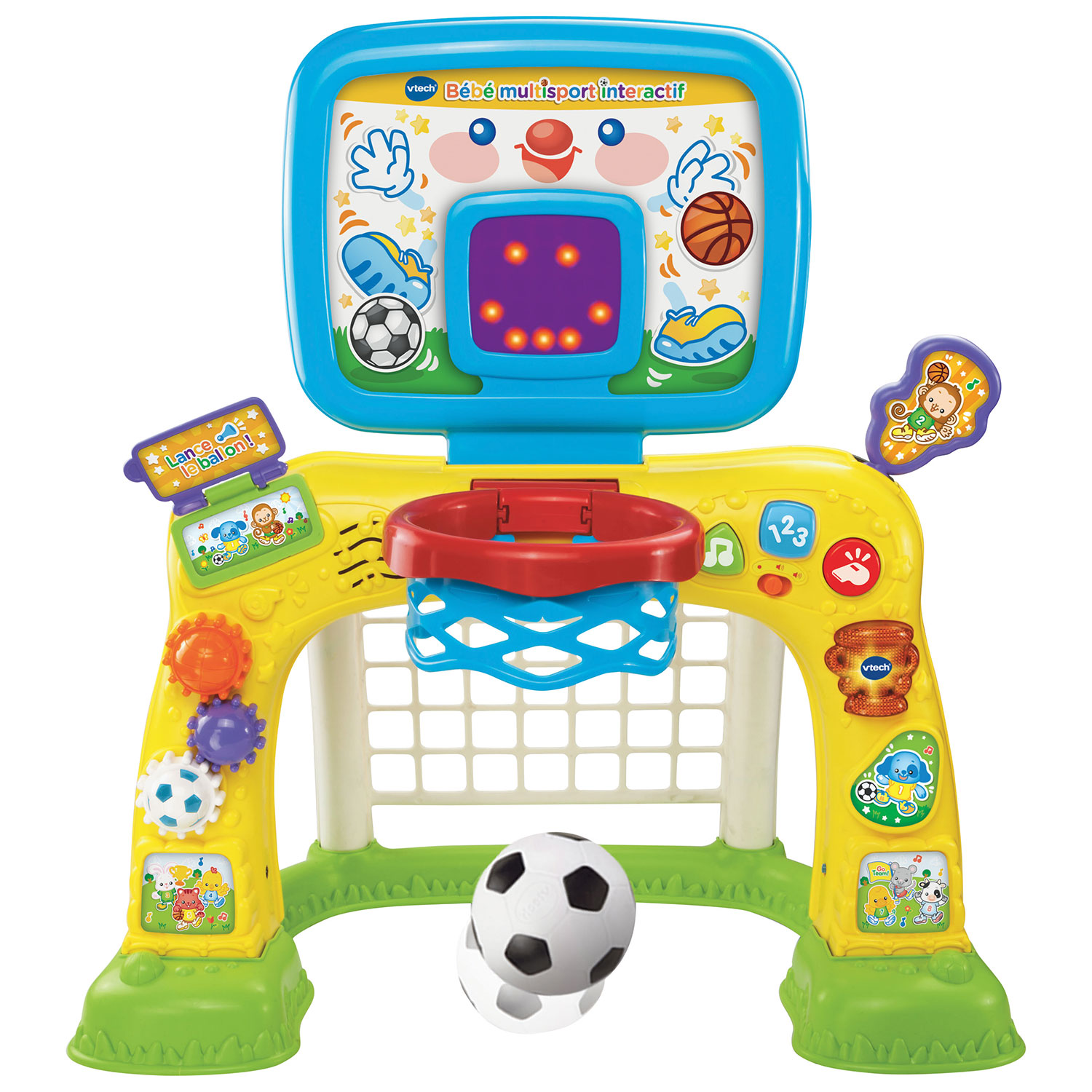 VTech Smart Shots Sports Center French Playgrounds
