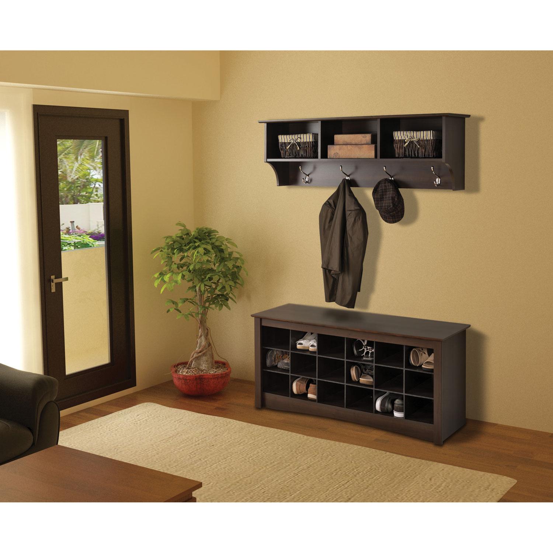 Living Room Bench Storage Shoe Cubbie Storage Bench Espresso Benches Best Buy Canada