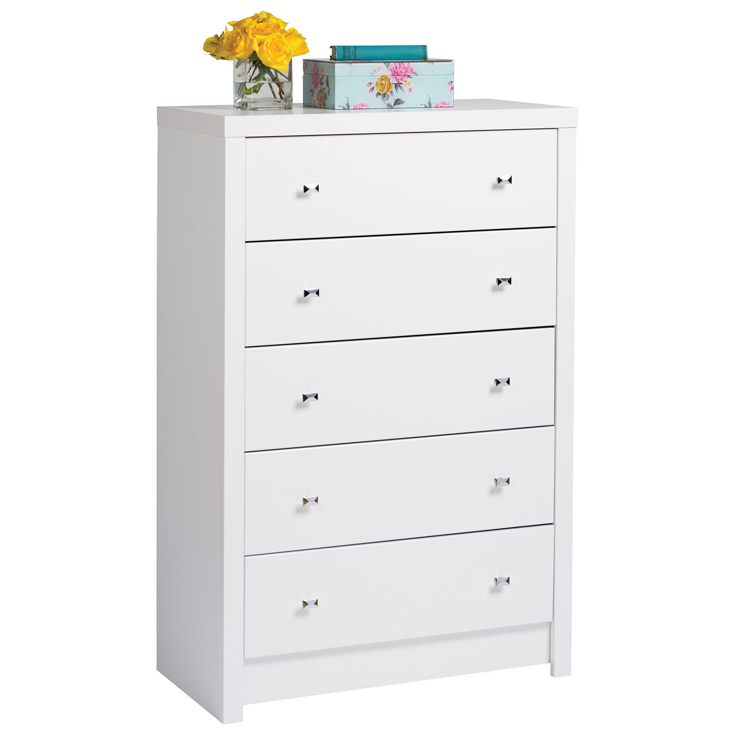 calla modern drawer chest  white  dressers  chests  best buy  - calla modern drawer chest  white  dressers  chests  best buy canada