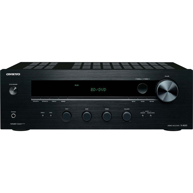 onkyo bookshelf stereo system. onkyo tx-8020 100-watt 2 channel stereo receiver : receivers - best buy canada bookshelf system