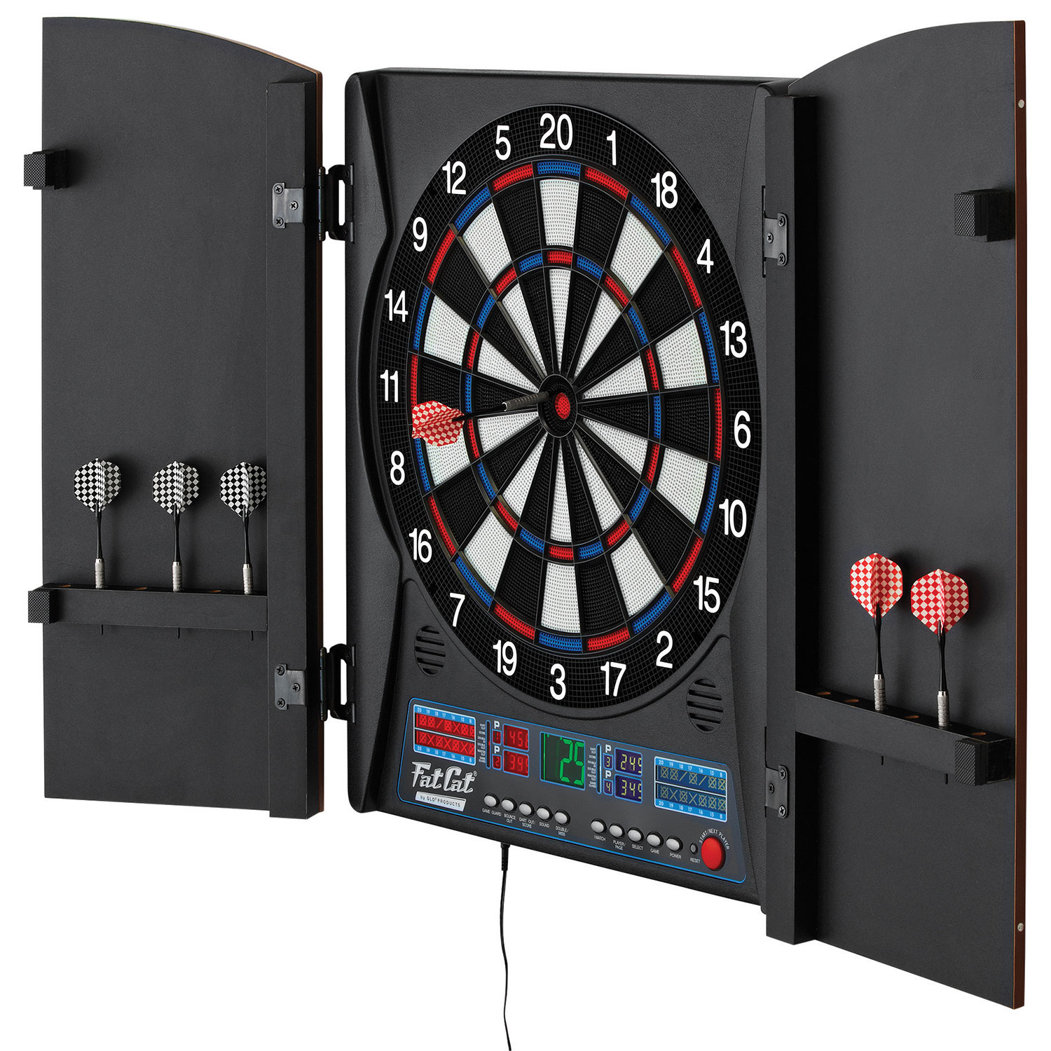 Viper 20 Soft Tip Electronic Dart Board Dart Games Best Buy Canada