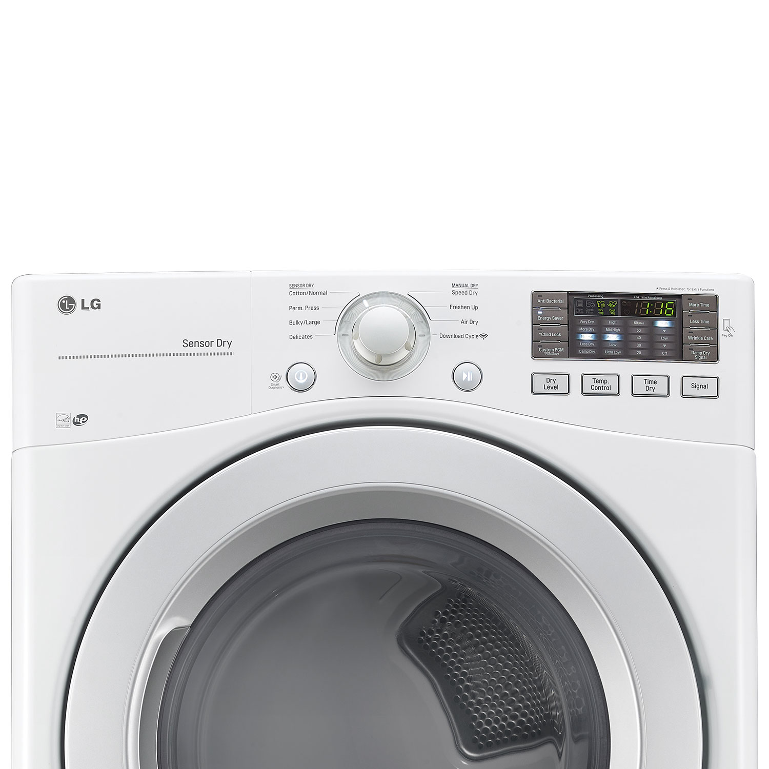 lg 74 cu ft electric dryer dle3170w white dryers best buy canada