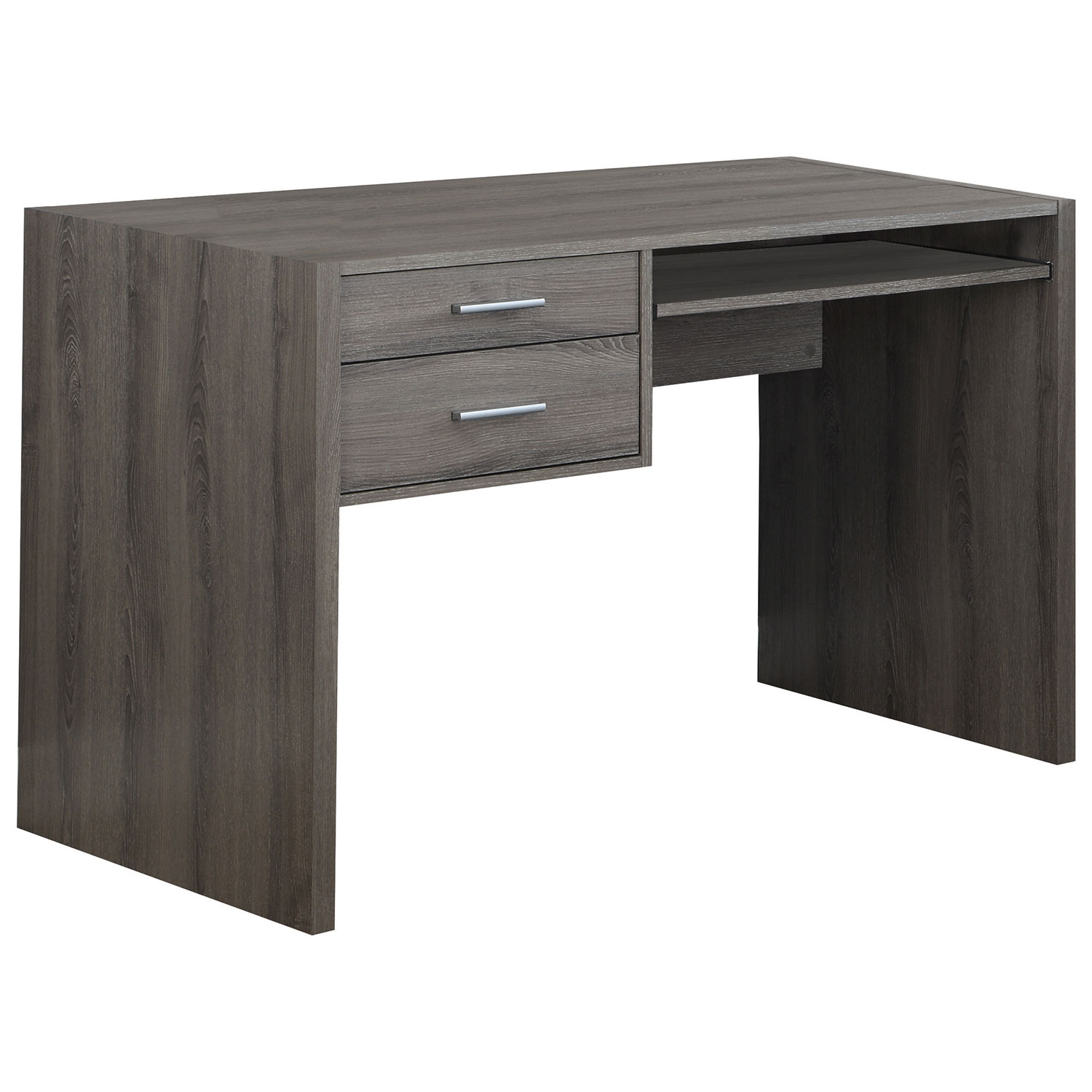 drawer computer desk  dark taupe  desks  workstations  best  - drawer computer desk  dark taupe  desks  workstations  best buy canada
