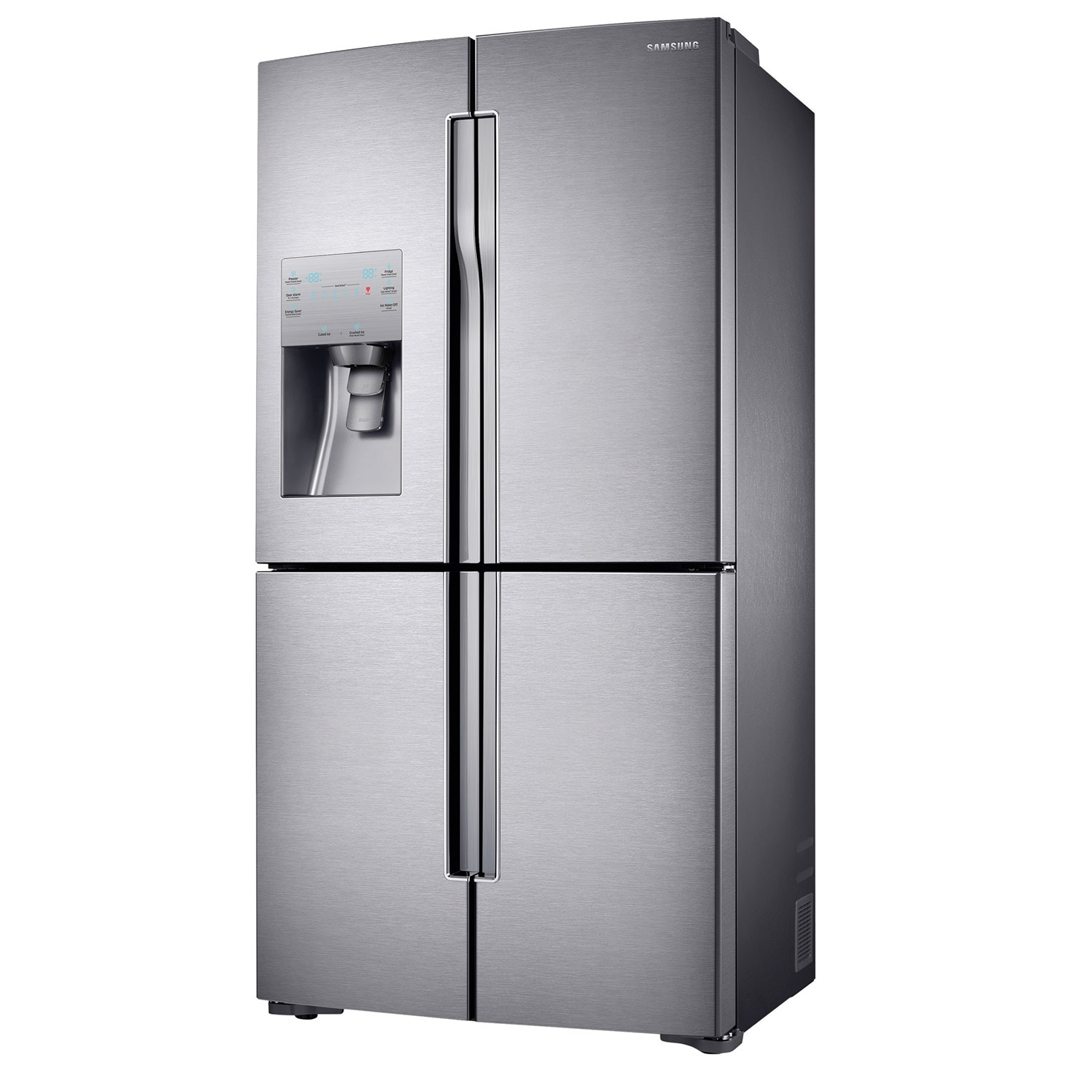 refrigerator 7 5 cu ft. samsung 7 5 cu ft 4 door french refrigerator a