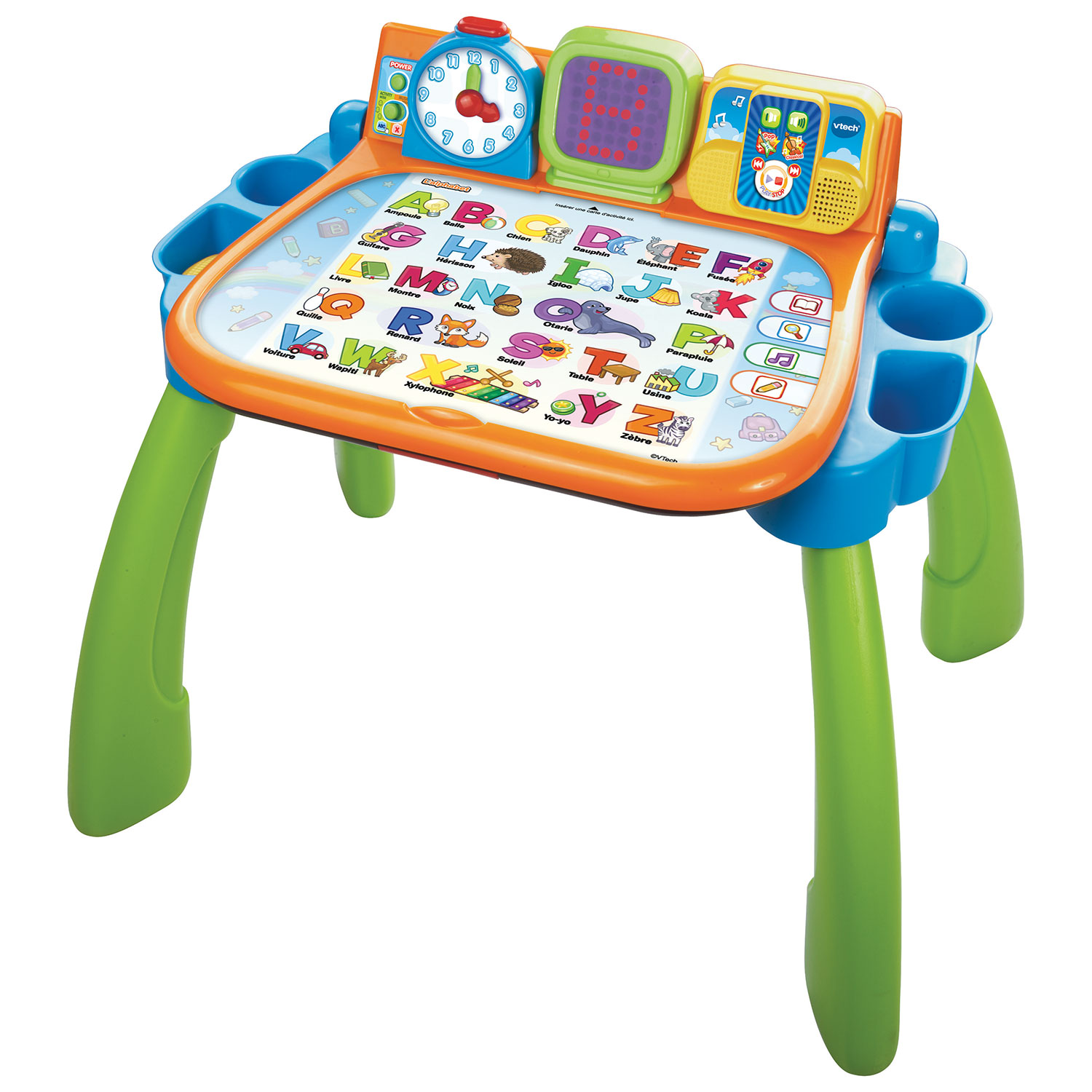 vtech touch  learn in activity desk  french  educational  - vtech touch  learn in activity desk  french  educational toys infant development  best buy canada