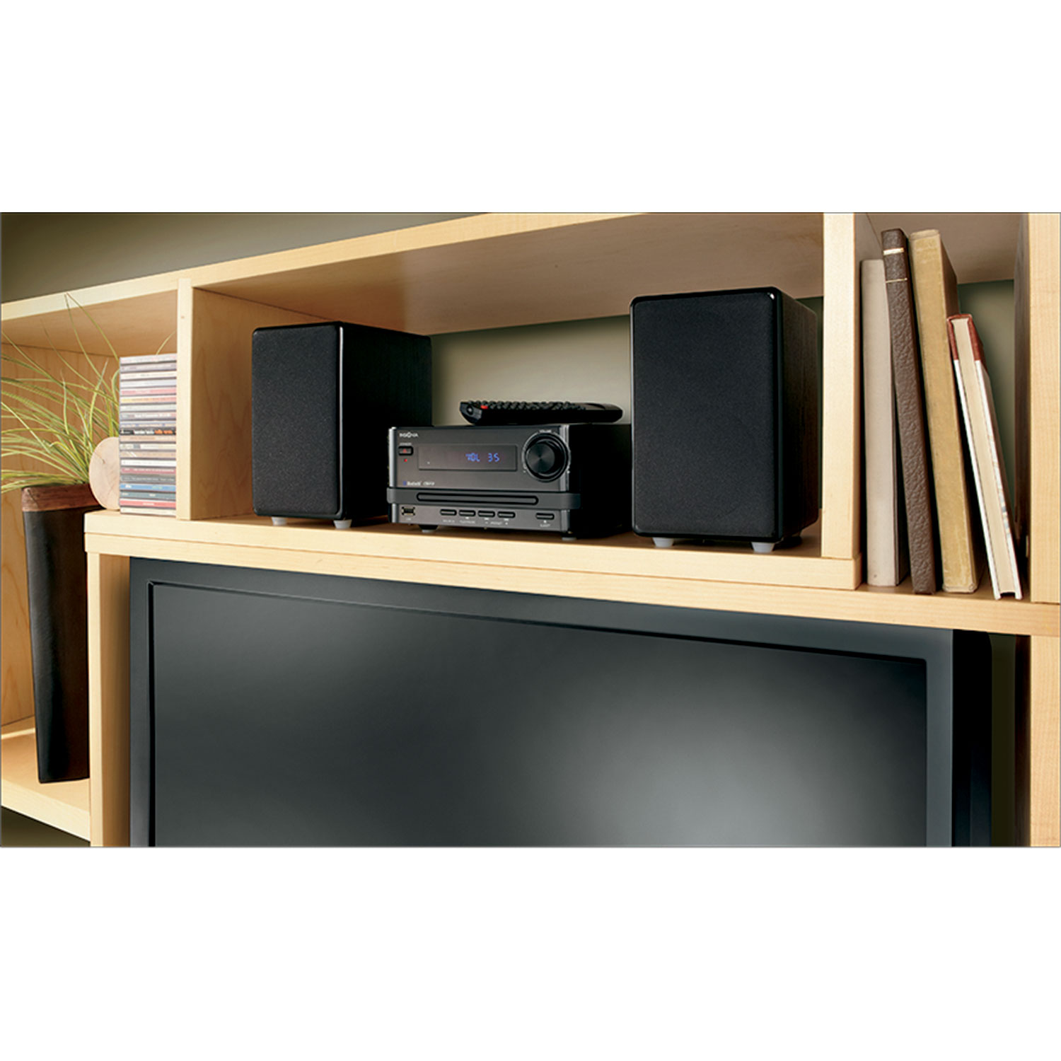 Insignia Mini Cd Hifi System With Bluetooth Stereo Systems Honeywell Smart Vfd Compact Best Buy Canada
