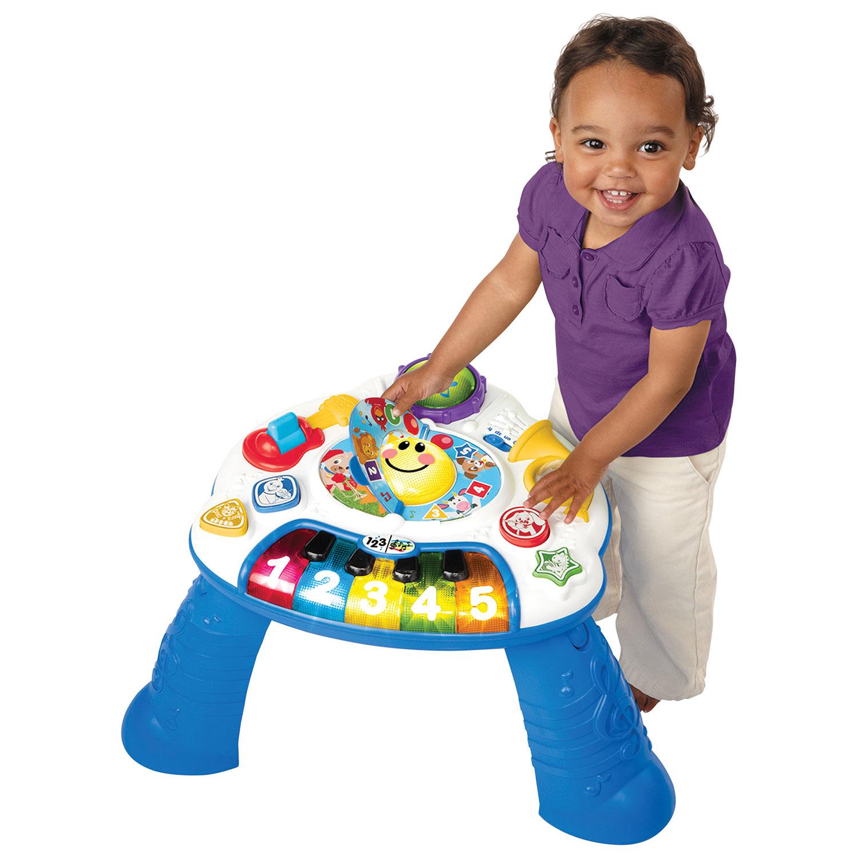 Table d'activités musicales Baby Einstein Apprentissage et jouets éducatifs