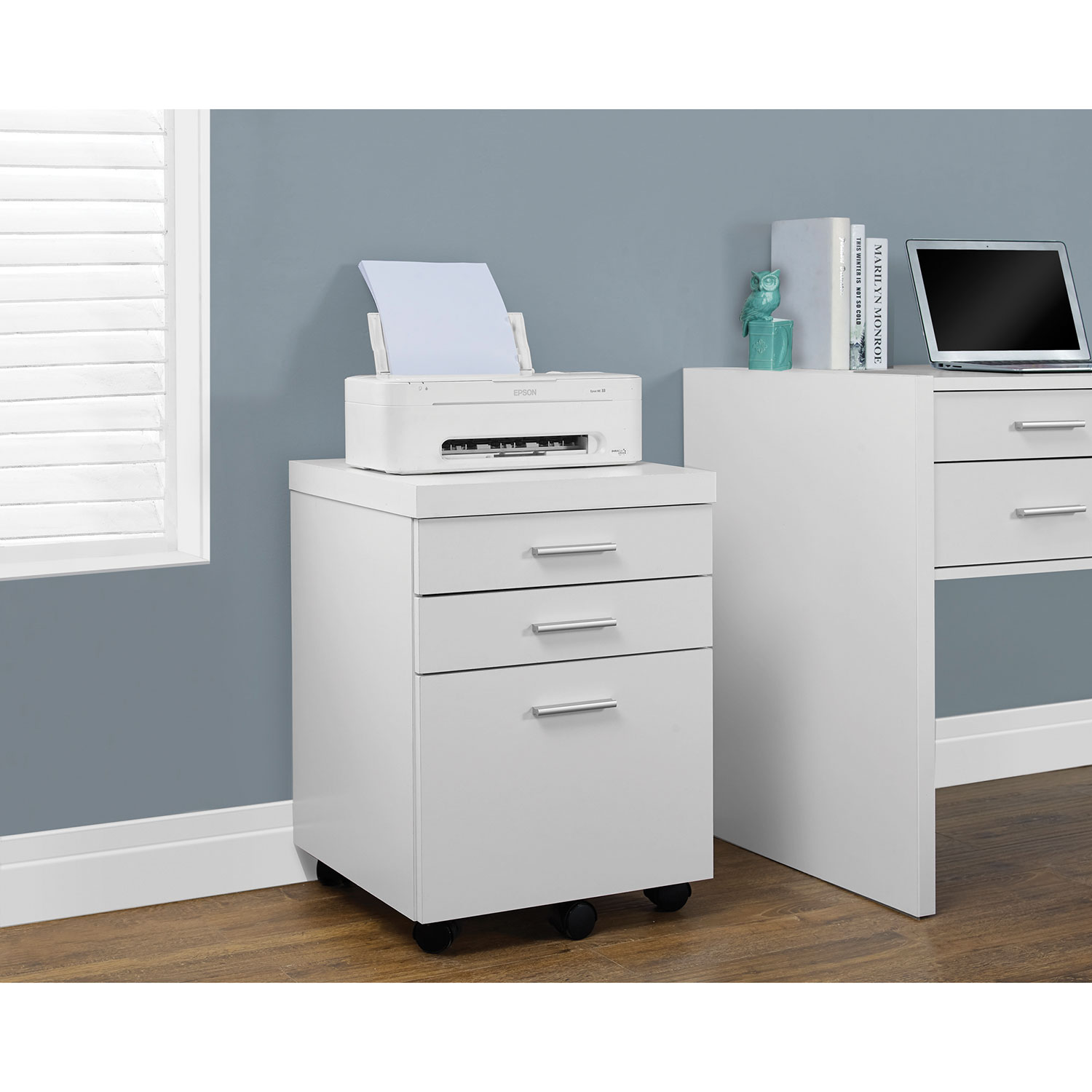 Monarch 3 Drawer Vertical File Cabinet   White : Filing Cabinets U0026 Office  Storage   Best Buy Canada