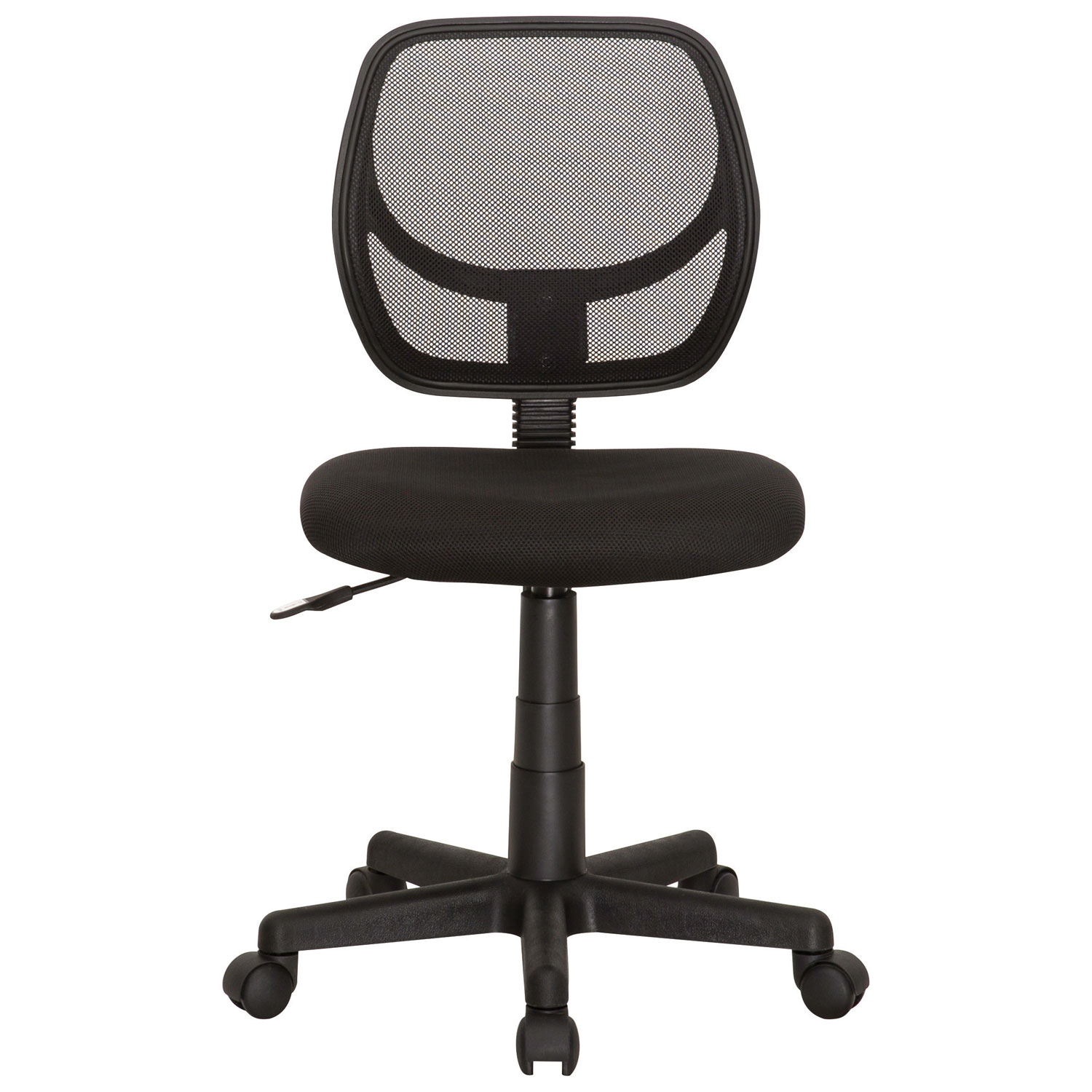 Milbrook Mesh Task Chair Black fice Chairs Best Buy Canada