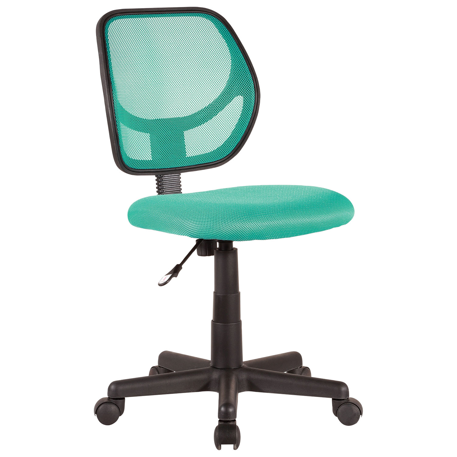 Milbrook Mesh Task Chair Teal fice Chairs Best Buy Canada