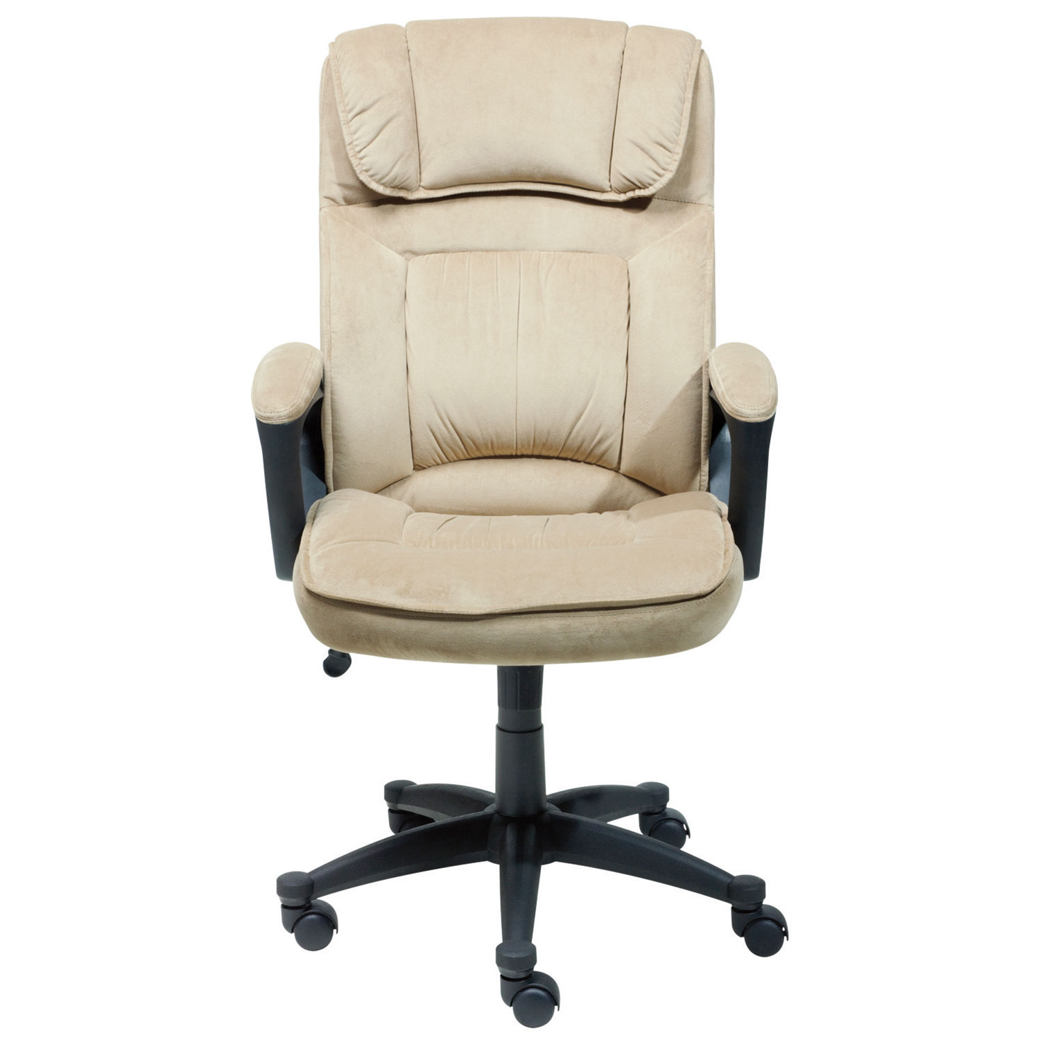 Thomasville Microfiber Manager & Executive Chair Beige fice