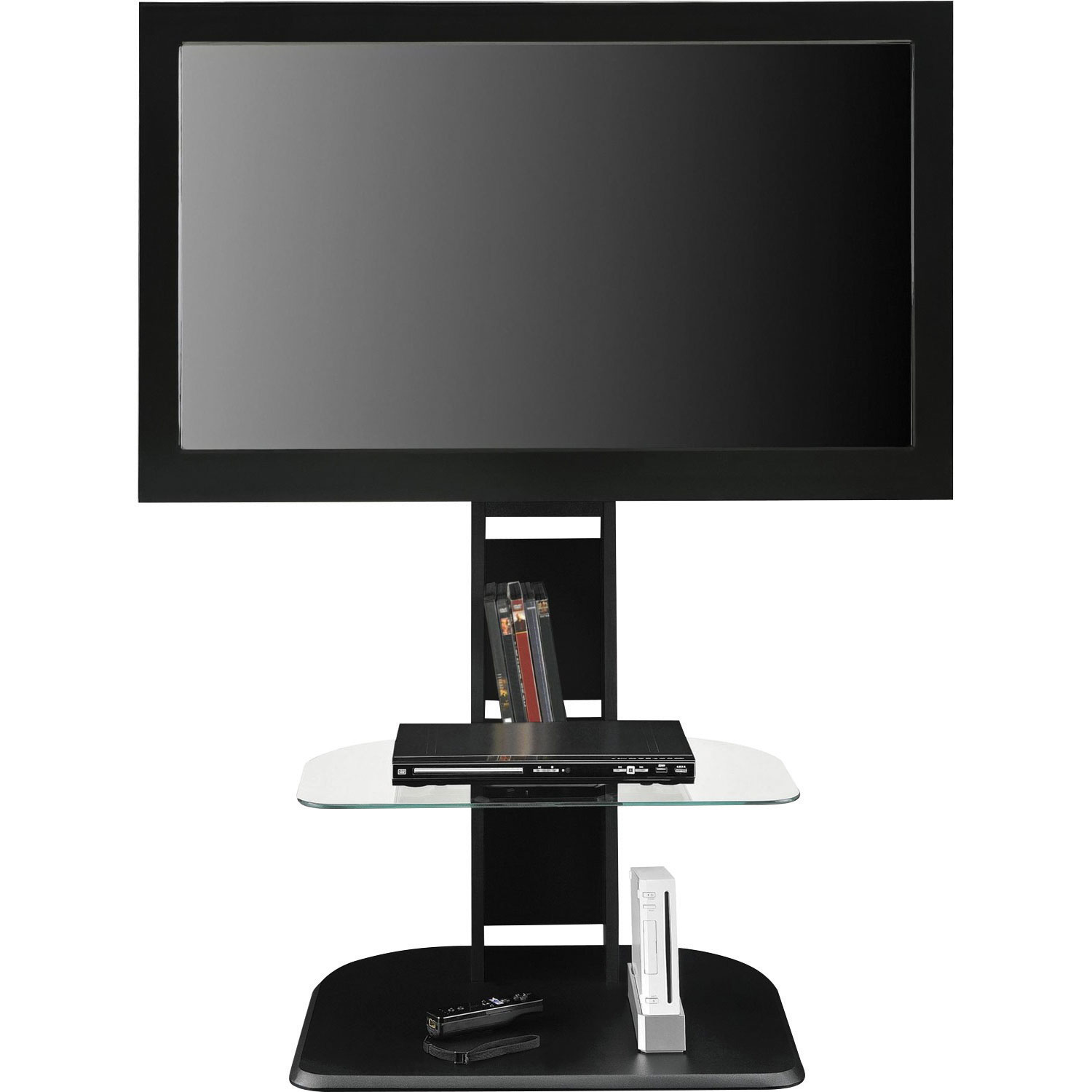dorel galaxy  tv stand  black  tv stands  best buy canada -