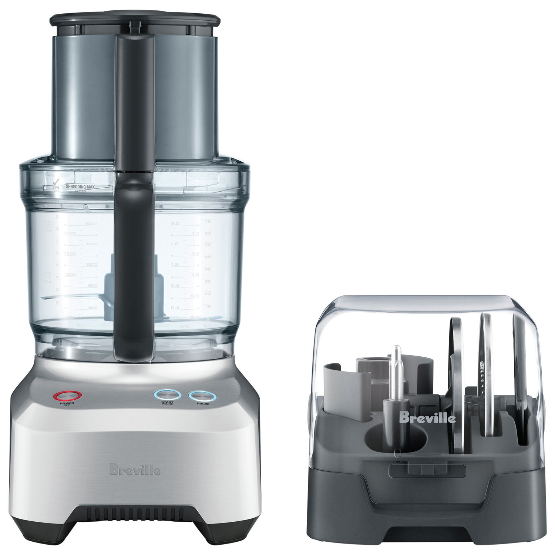 Breville Sous Chef Plus Food Processor Cup Watt Food - Kitchen processor
