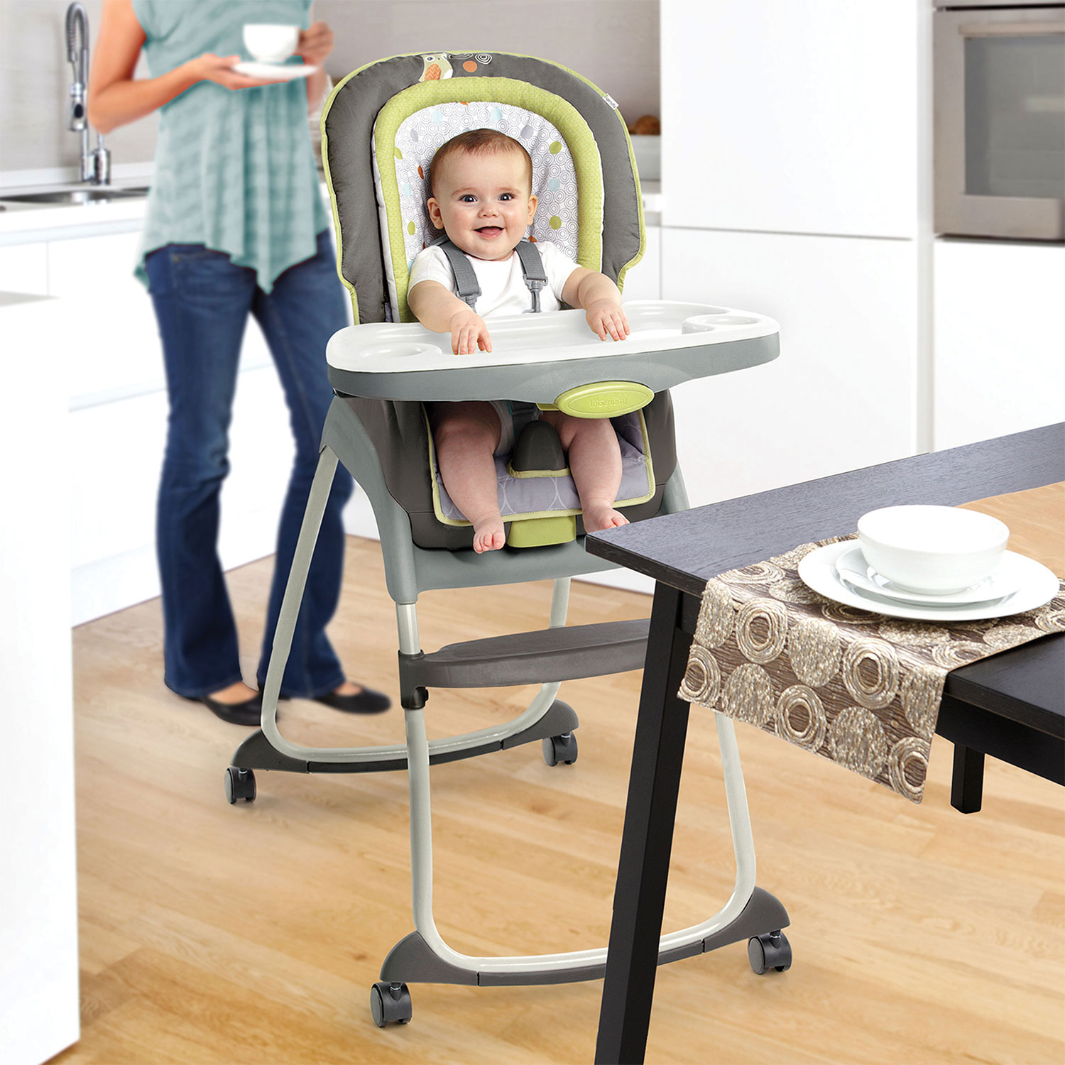 Ingenuity 3 in 1 High Chair Marlo High Chairs Best Buy Canada