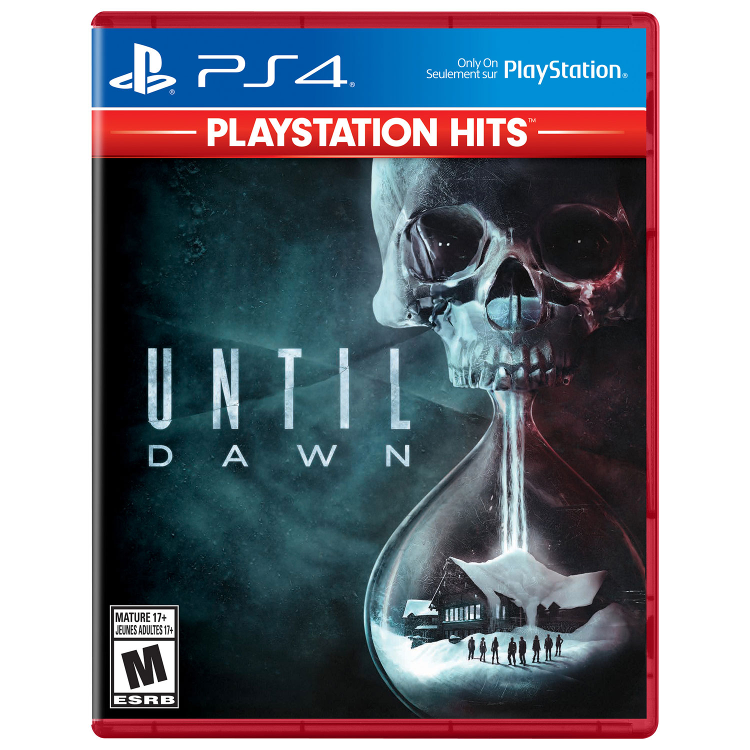 Until Dawn (PS4) : PS4 Games - Best Buy Canada