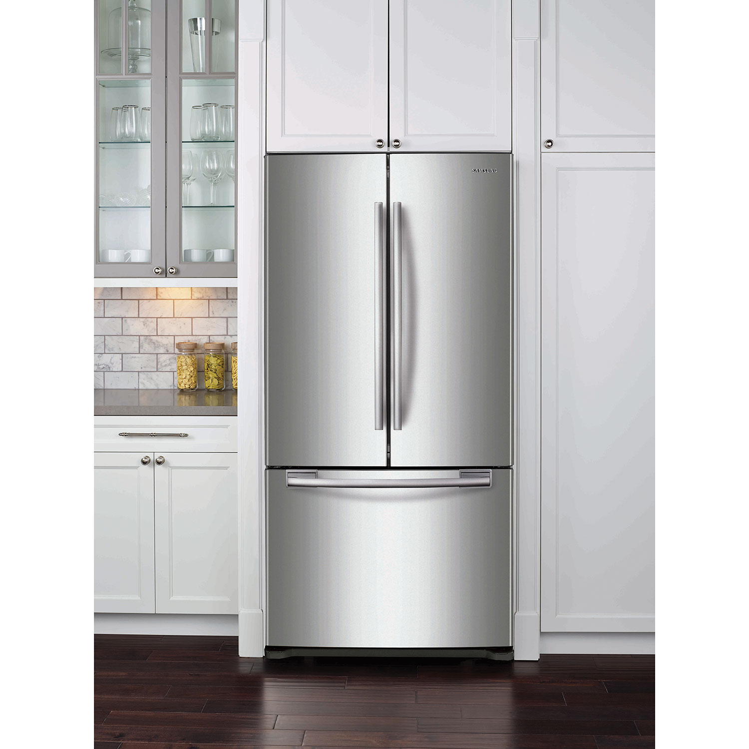 samsung showcase 278 cu ft french door refrigerator. Black Bedroom Furniture Sets. Home Design Ideas