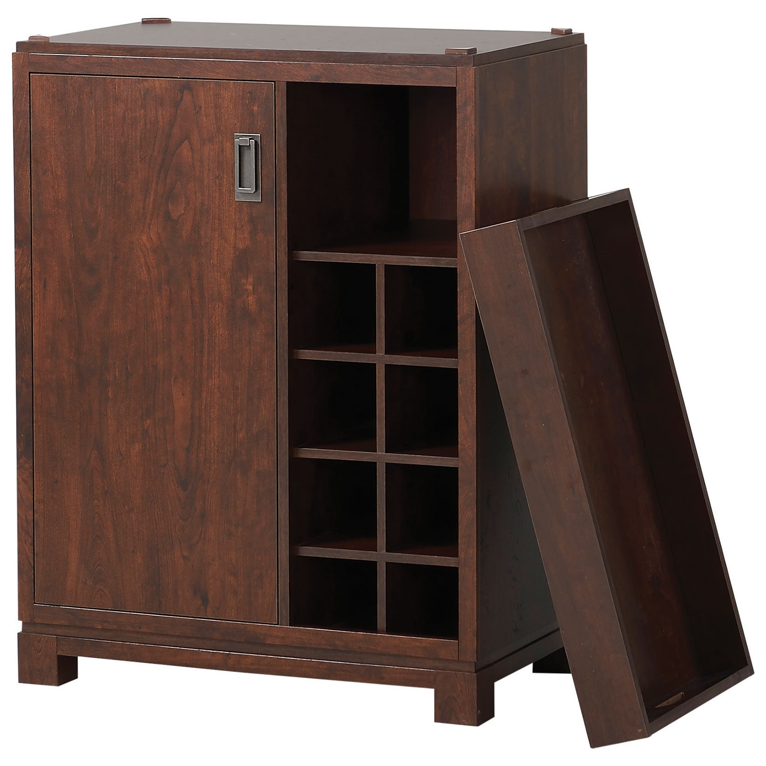 Homestar 3 Shelf Wine Cabinet   Brown   Buffets   Cabinets   Best Buy Canada. Homestar 3 Shelf Wine Cabinet   Brown   Buffets   Cabinets   Best