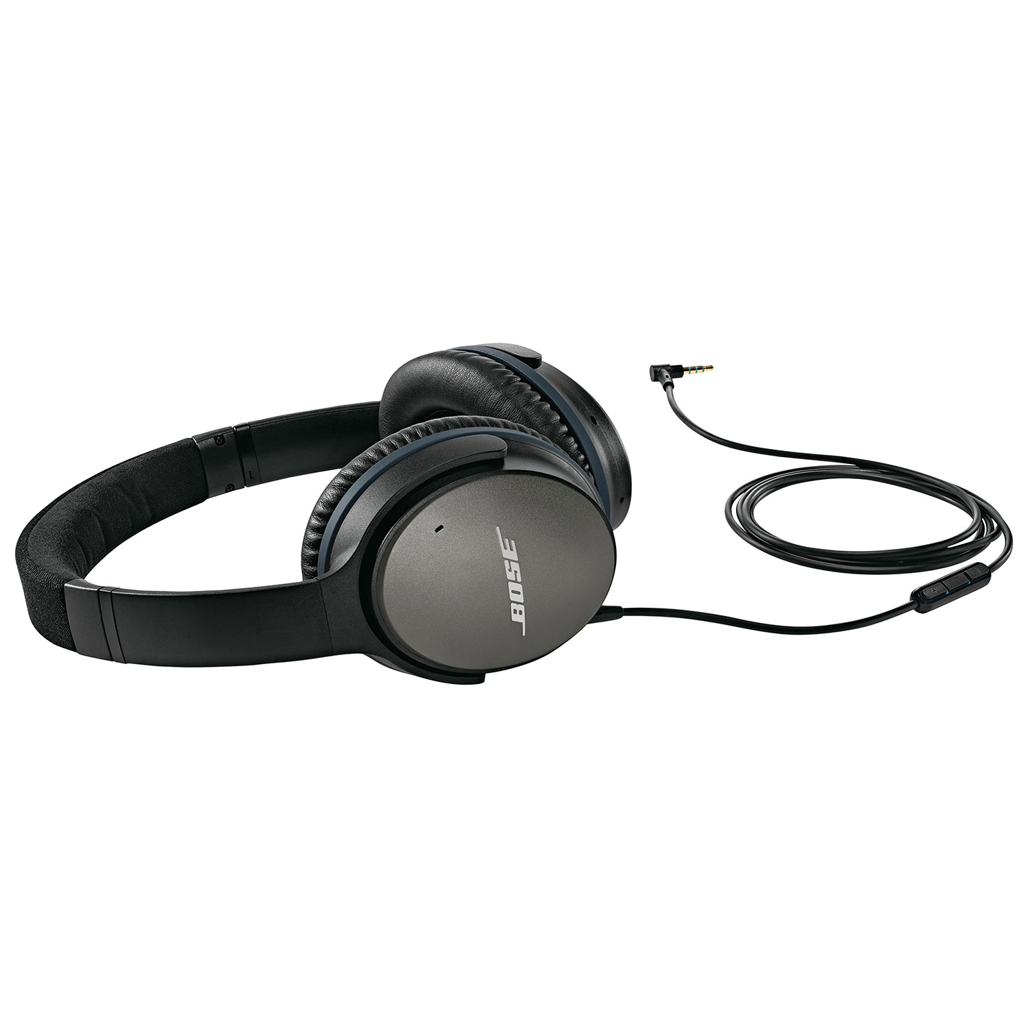 bose noise cancelling headphones white. bose quietcomfort 25 over-ear noise cancelling headphones with mic (samsung/android) - black : best buy canada white i