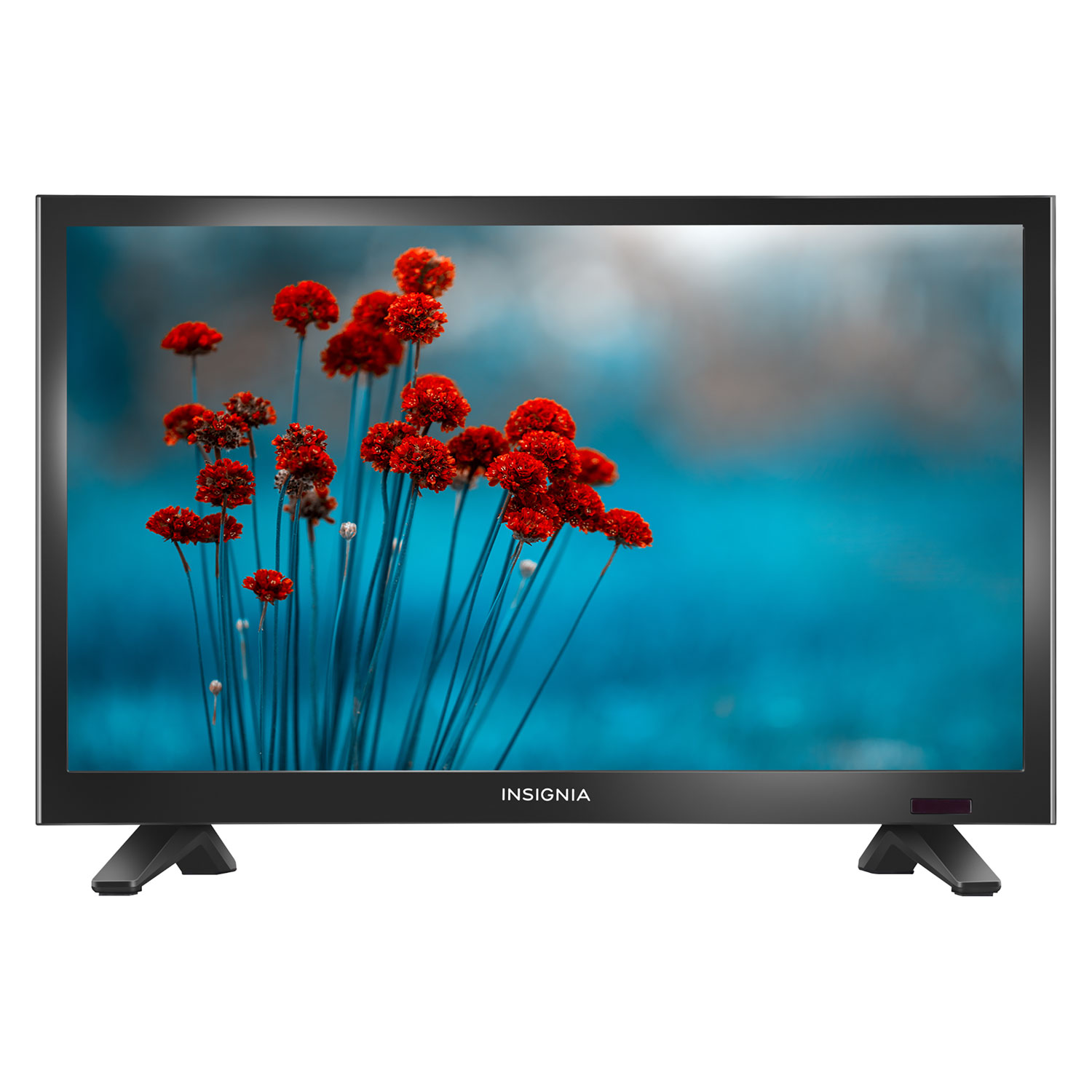 insignia 19 720p led hdtv ns 19d220na16 a ebay. Black Bedroom Furniture Sets. Home Design Ideas