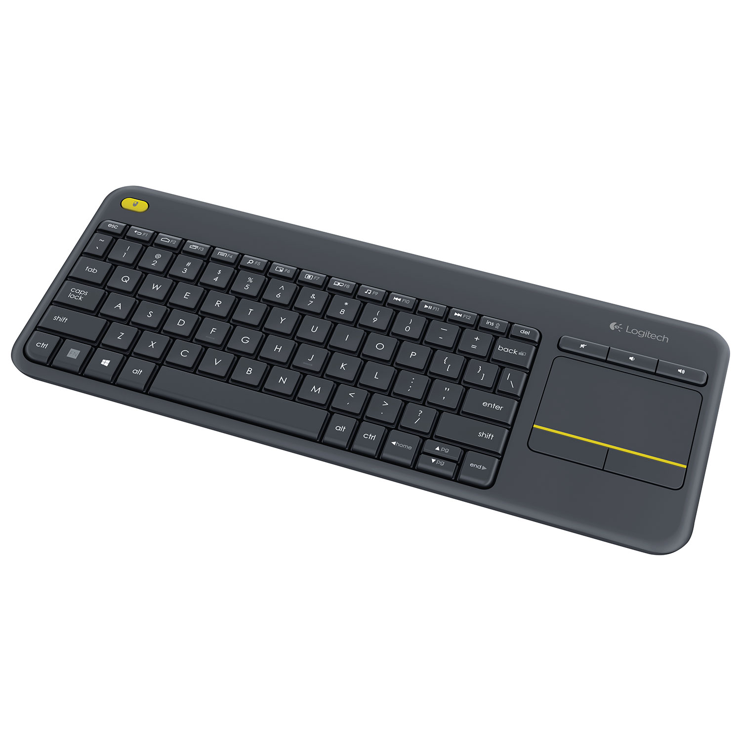 Logitech Touch Plus Wireless Keyboard K400 Best Buy Canada