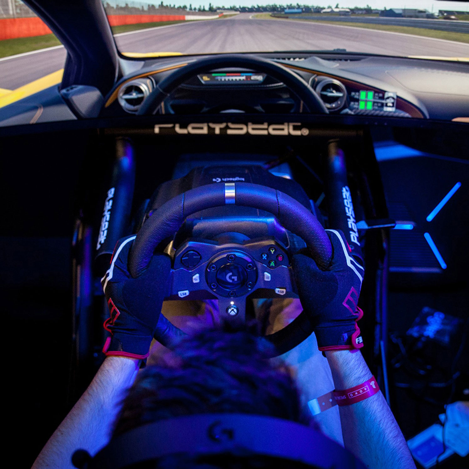 Logitech G920 Driving Force Racing Wheel For Xbox Pc Dark Ps 2 Controller To Usb Wire Diagram Schematics One Specialty Controllers Best Buy Canada
