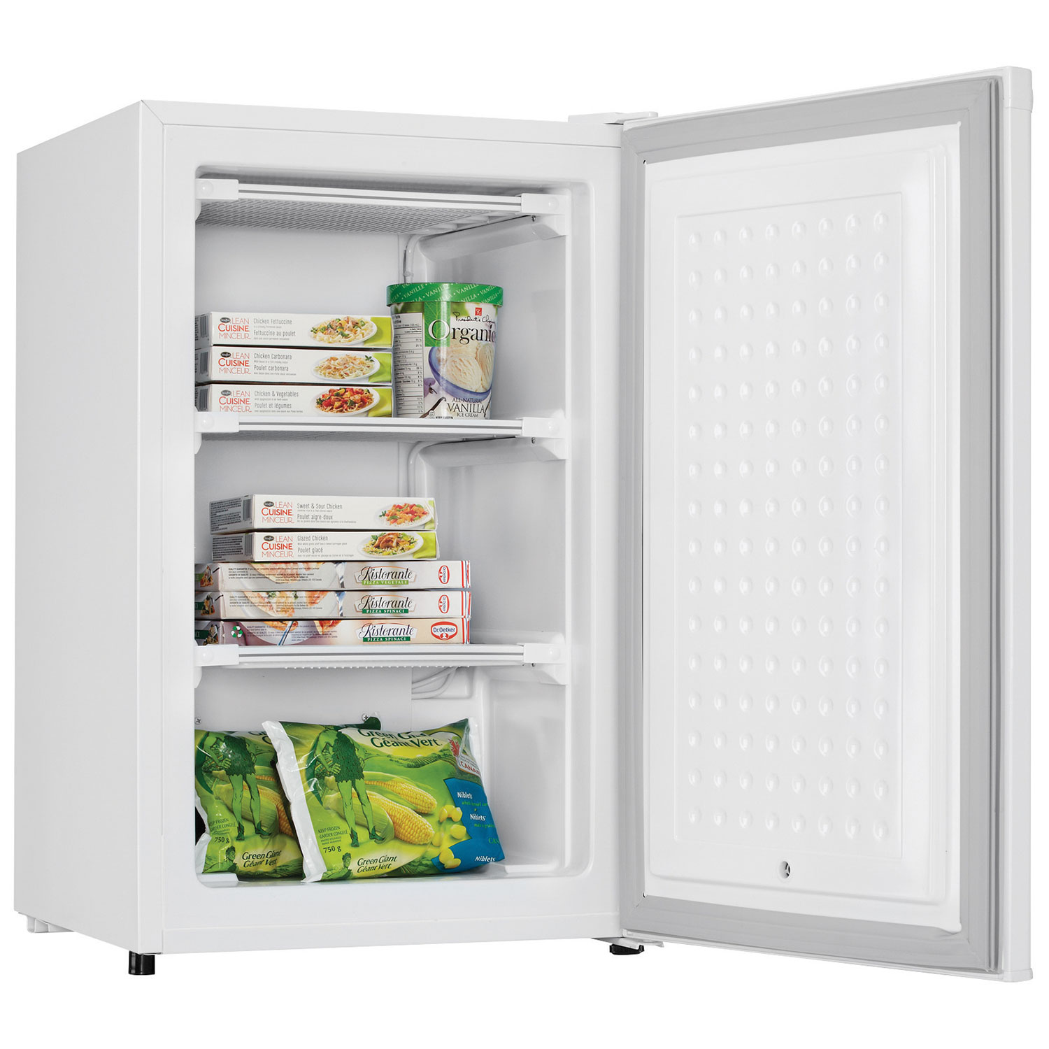 Vertical Freezers For Sale Danby 32 Cu Ft Upright Freezer Dufm032a1wdb White