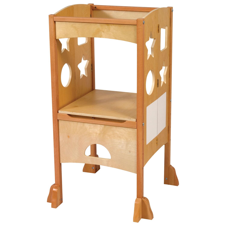 household helpers traditional kitchen helper - beige : step stools