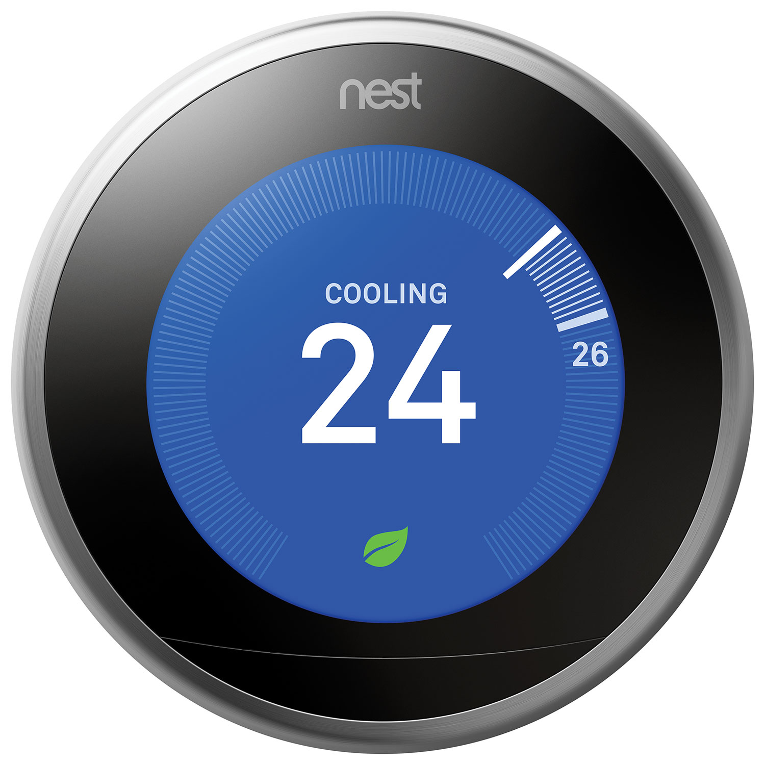 Nest Wi Fi Smart Learning Thermostat 3rd Generation Wiring Why Is My Not Working With A C Home Thermostats Best Buy Canada