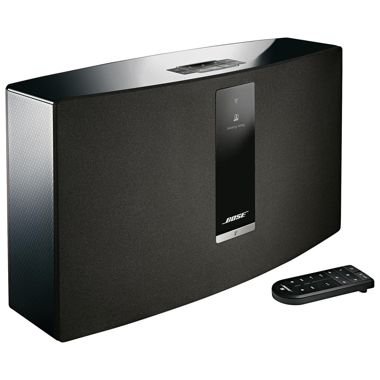 bose karaoke speakers. bose soundtouch 30 iii wireless multi-room speaker - black : home speakers best buy canada karaoke