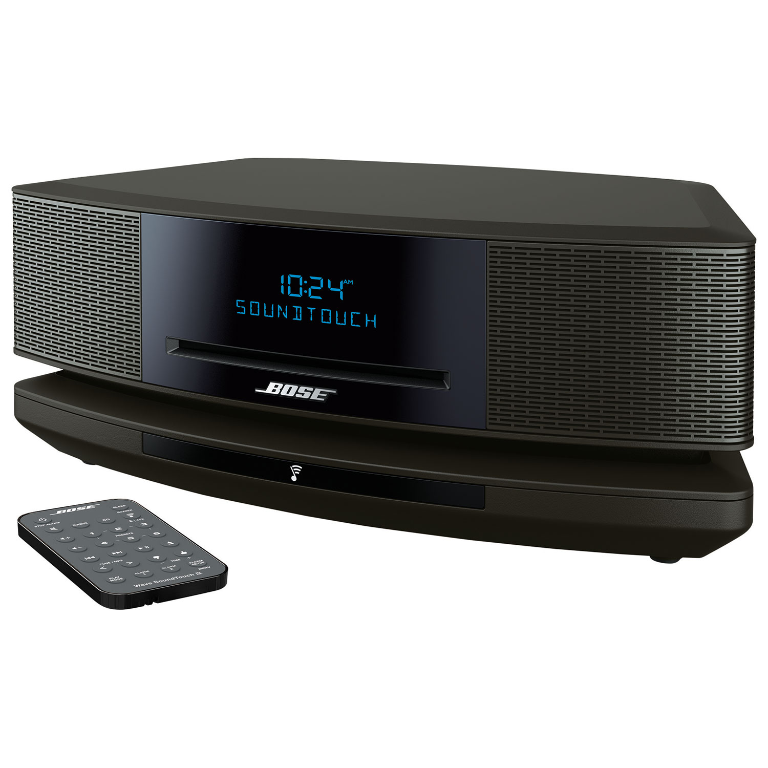 Bose Wave SoundTouch IV Wireless Multi-Room Music System - Black   Wireless  Multi-Room Speakers - Best Buy Canada 2c23472735324
