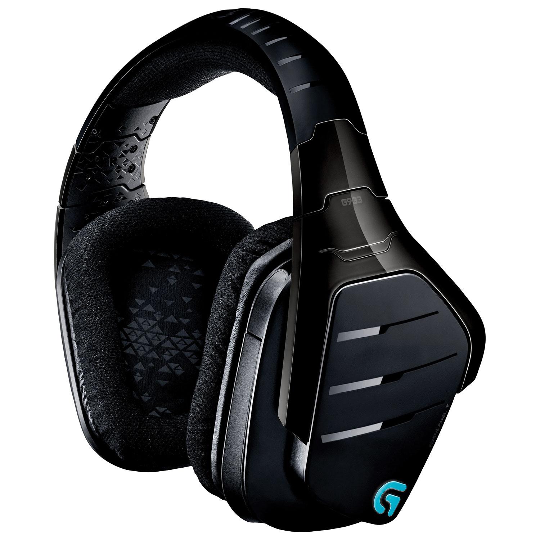 77931e3b096 Negozio di sconti online,Logitech Headset Wireless G933