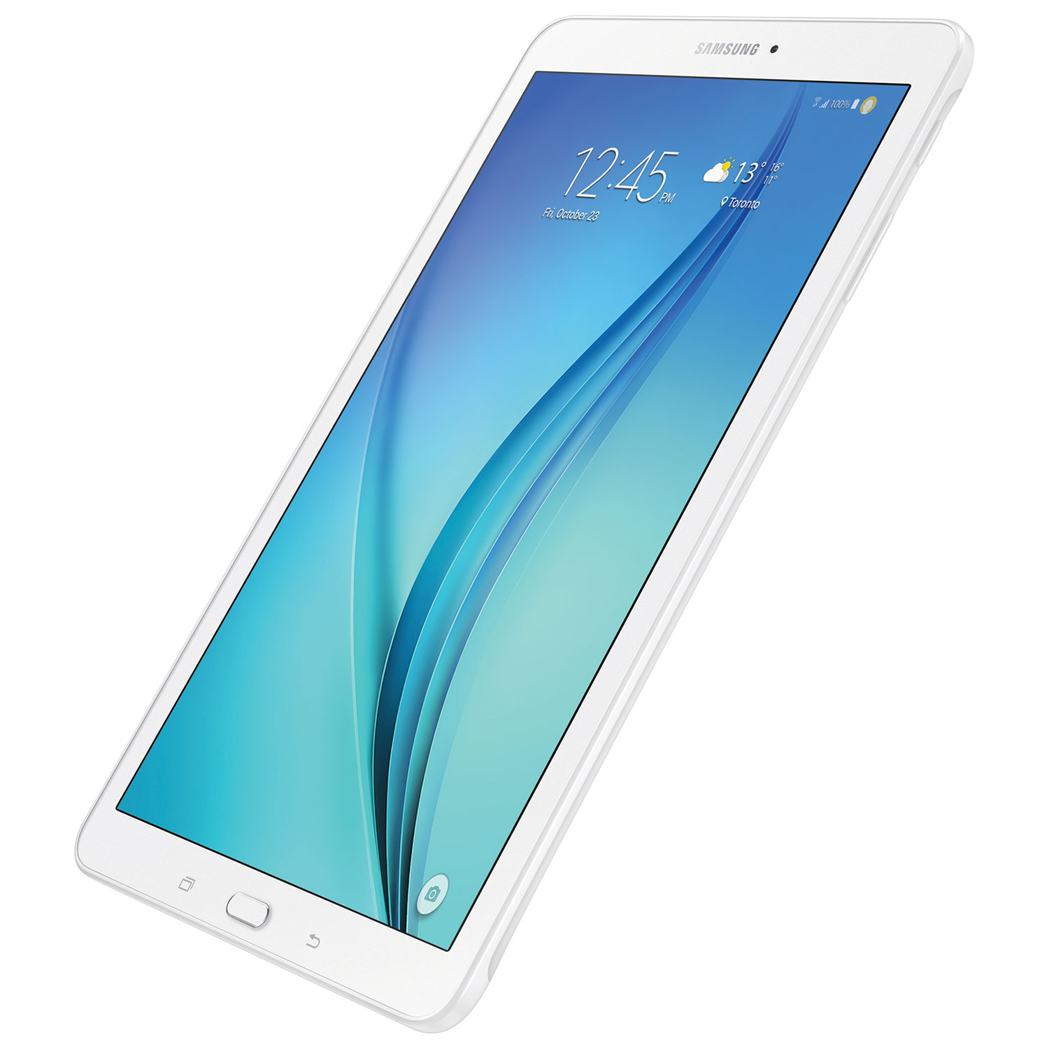 Samsung Galaxy Tab E 9.6″ 16GB 1.2GHz Quad-Core Android Tablet White SM-T560