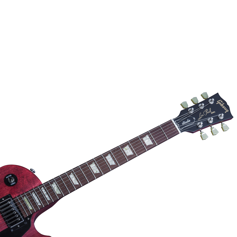 2016 gibson usa les paul studio traditional electric guitar worn